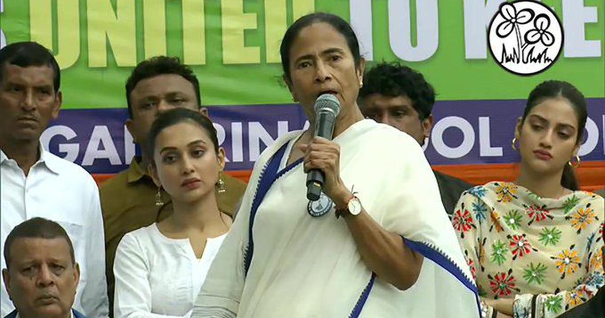Mamata Banerjee blames Centre's 'vendetta politics' for former MP Tapas Pal's death