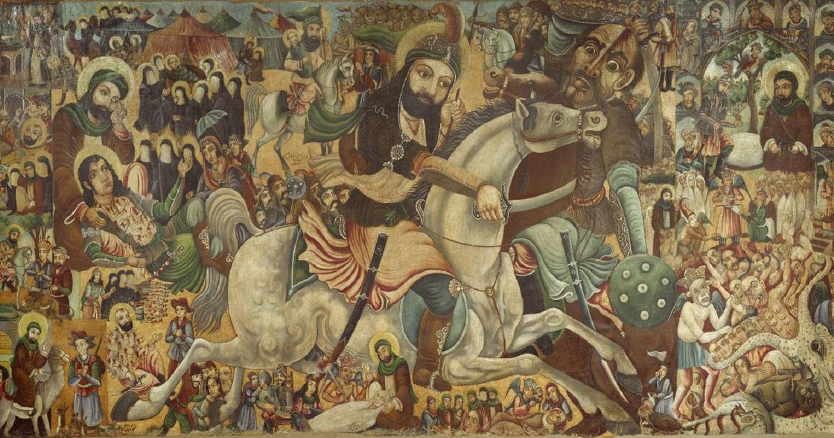 When Ismat Chughtai re-imagined the battle of Karbala in her book 'One Drop of Blood'