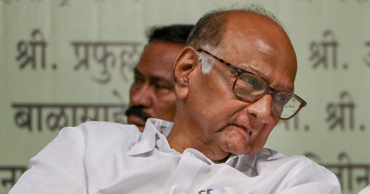 Corruption allegations against Maharashtra home minister 'serious', says NCP chief Sharad Pawar