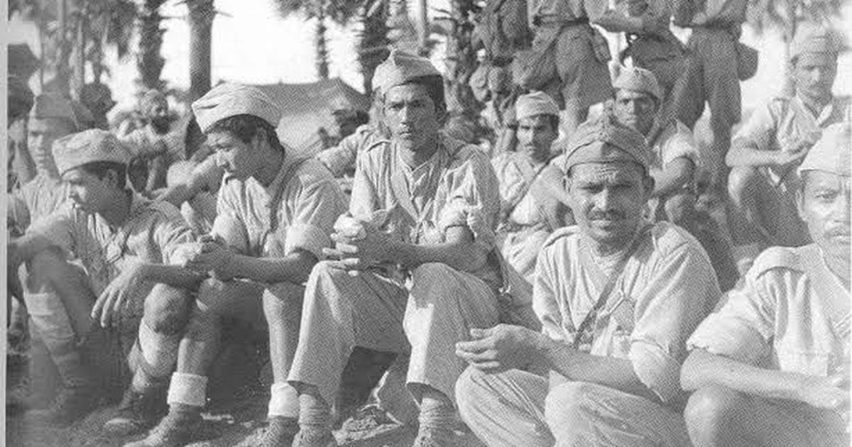 The Forgotten Army: A lesser-known story of the fight for Indian Independence