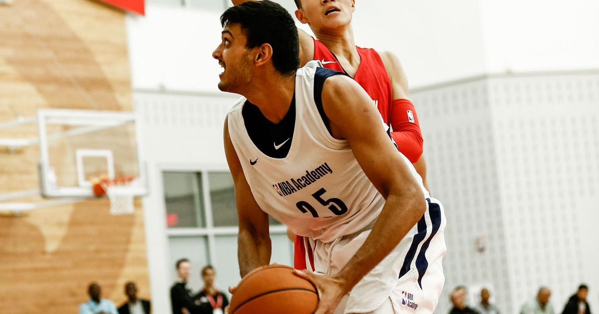 How Princepal Singh went from a volleyball hopeful to India's finest basketball prospect