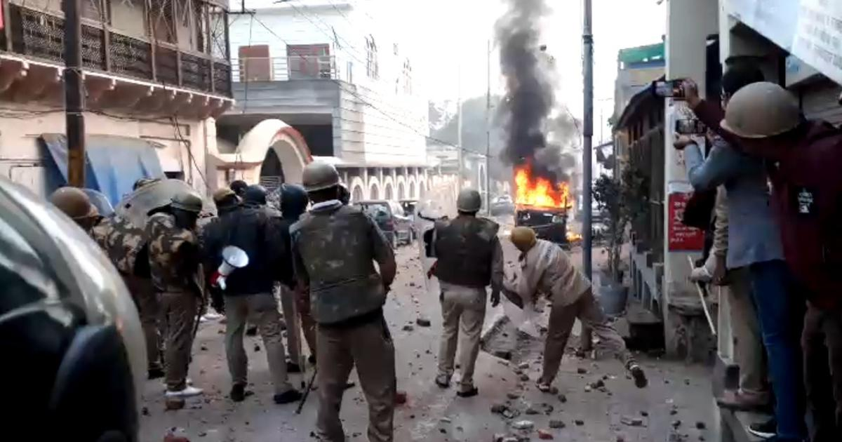 Citizenship Act protests: Five people dead in Uttar Pradesh