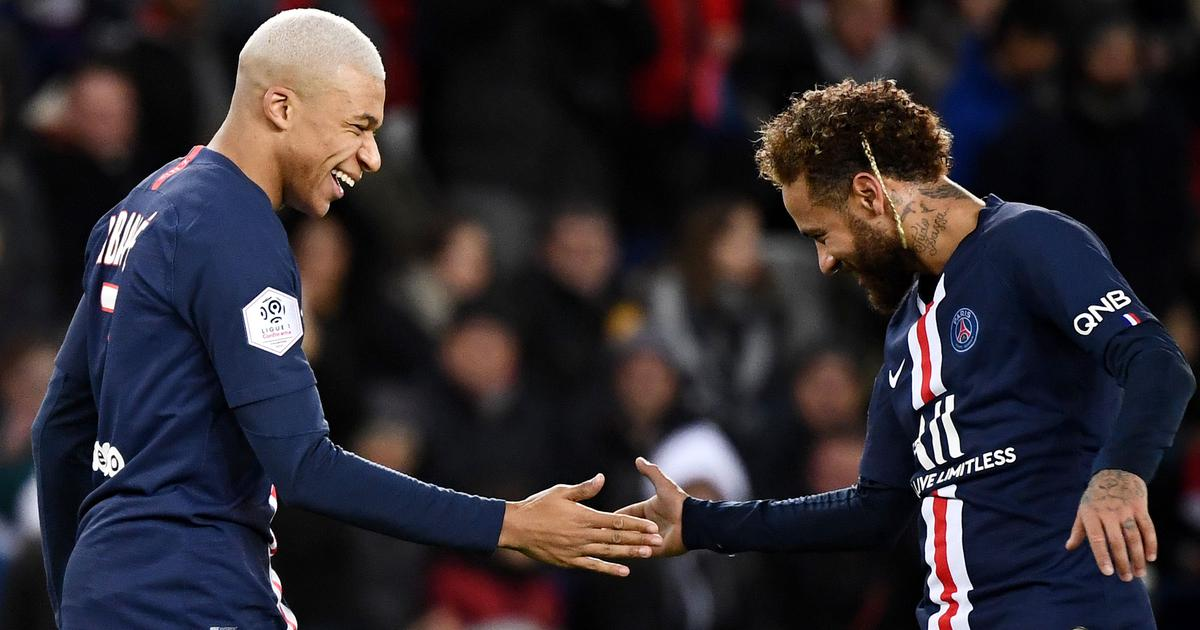 Ligue 1: With Neymar injured and Mbappe's rift with coach, are PSG imploding like before?