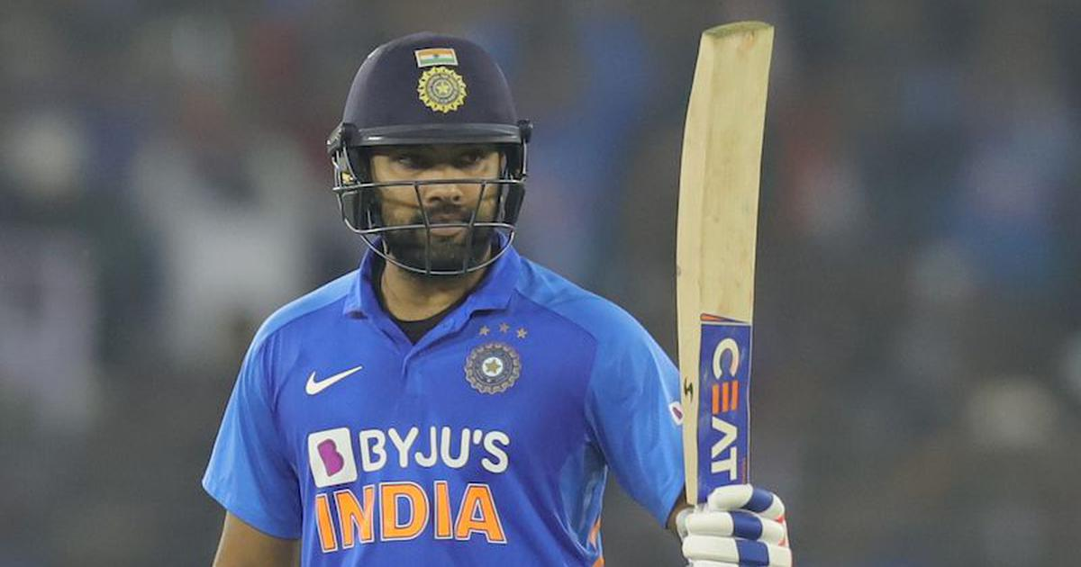 Rohit Sharma sets new record for most international runs scored by an opener in a calendar year