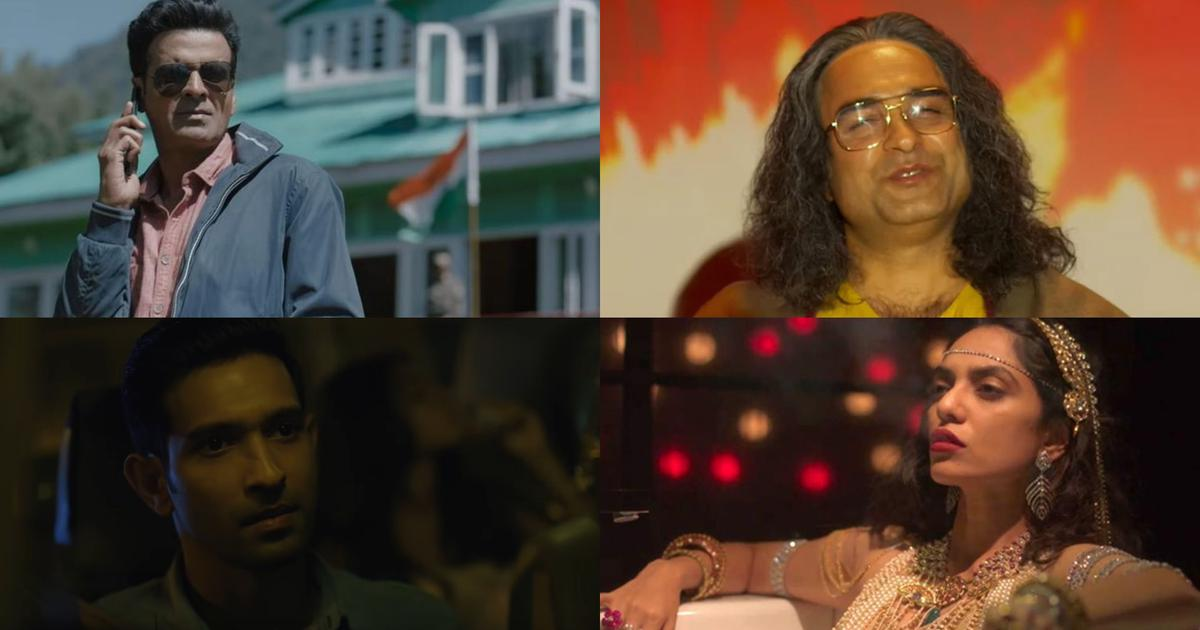 Web series 2019: The best 10 characters, from family man Srikant Tiwari to the complex Tara Khanna