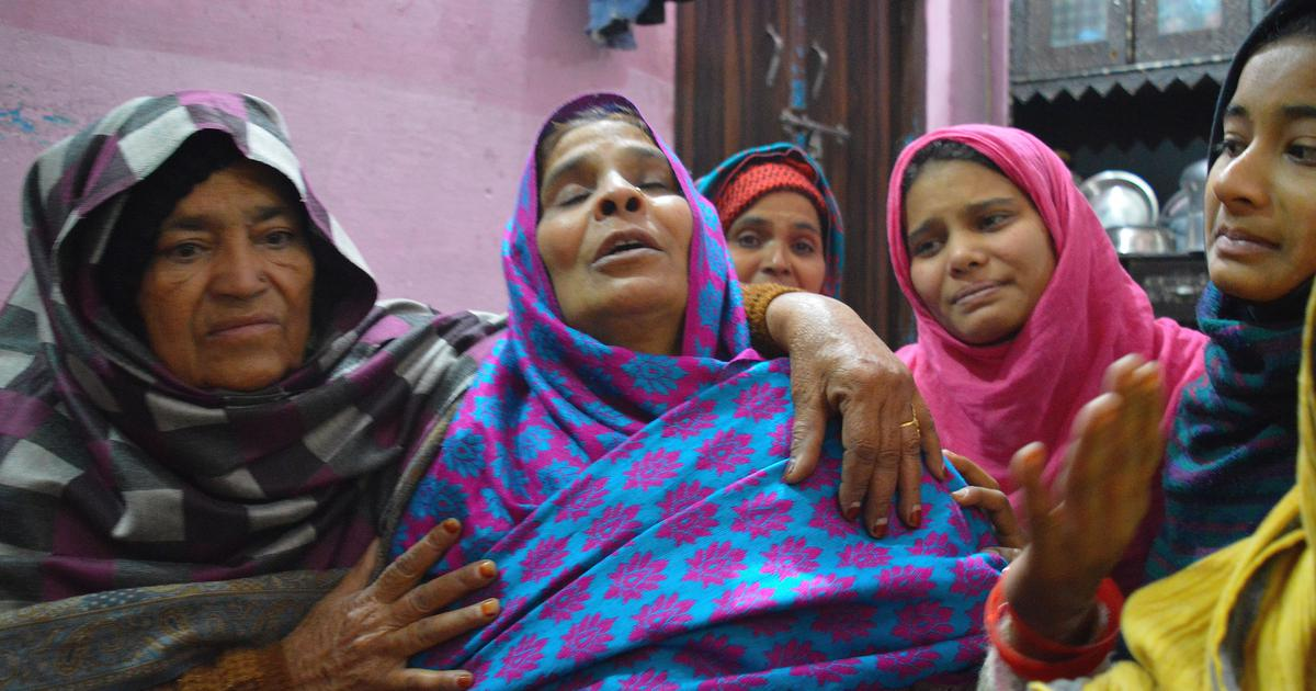 'Why kill our children?': Blood and tears in an Uttar Pradesh town