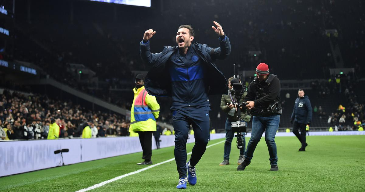 There were a lot of unknowns: Frank Lampard delighted as Chelsea defy doubters to make top-four
