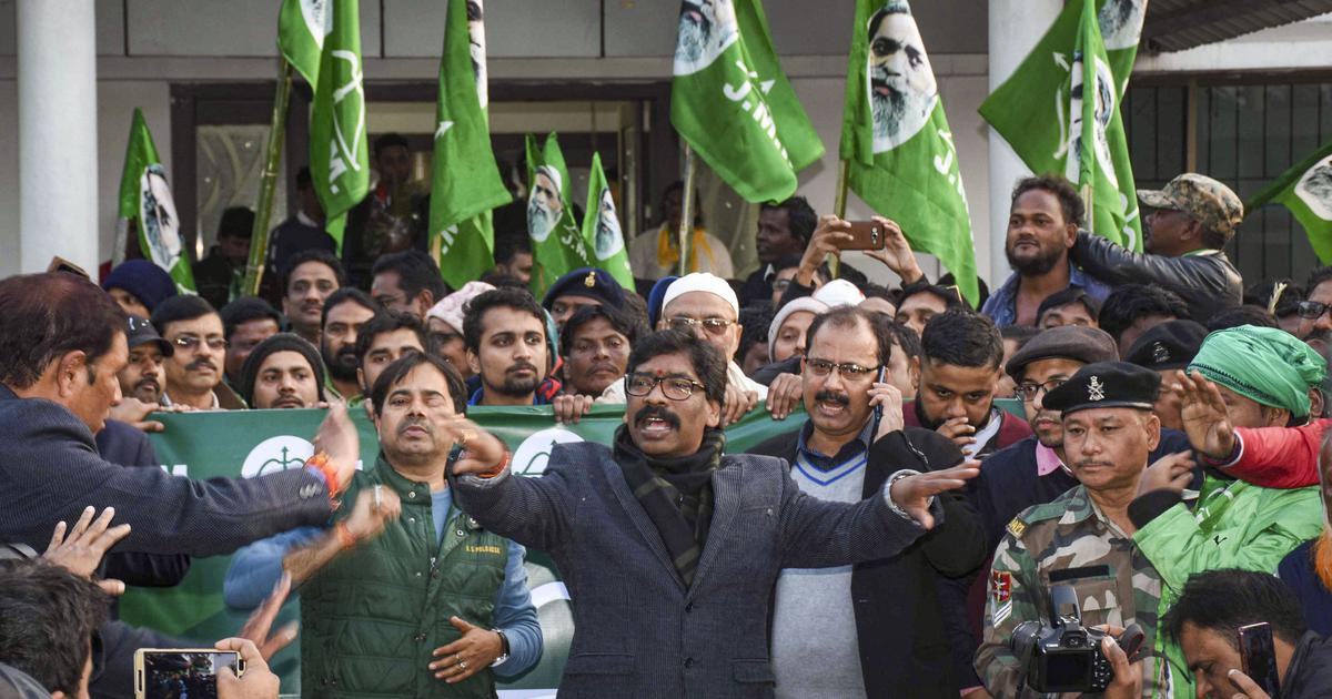 Jharkhand elections: Hemant Soren pulls JMM-Congress-RJD alliance to victory; BJP concedes defeat