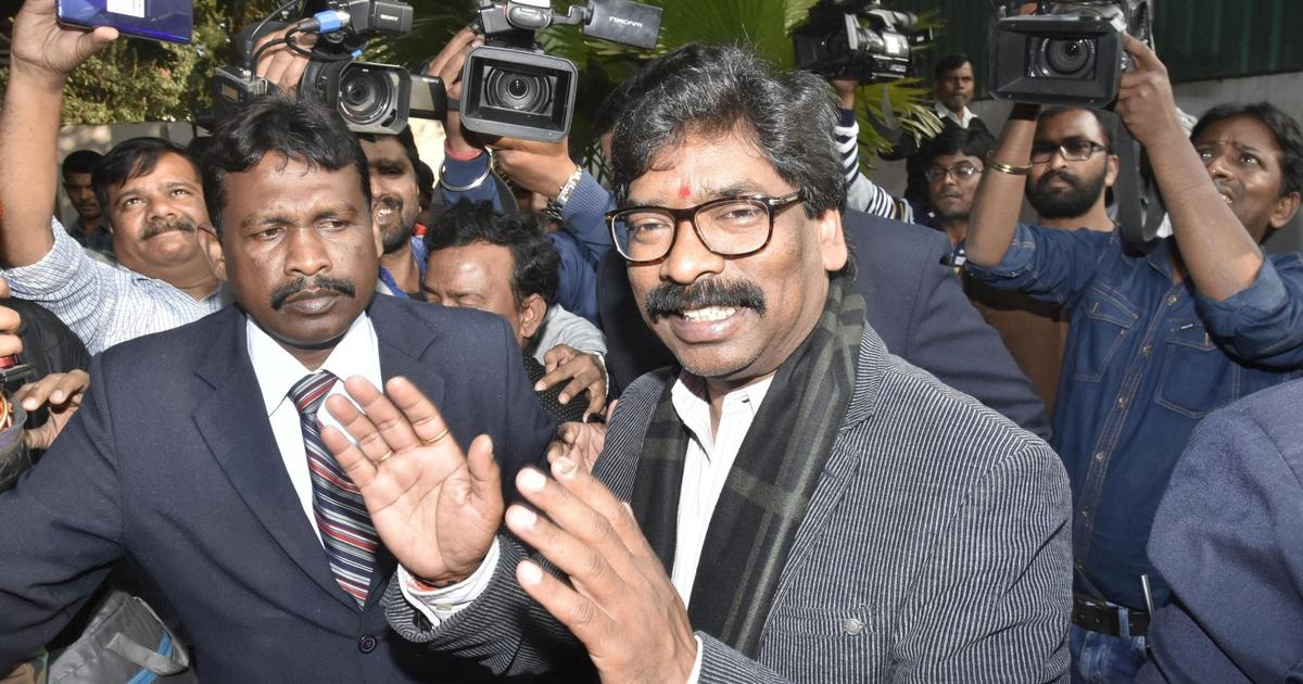 Bihar: Hemant Soren announces his party will fight Assembly elections with RJD