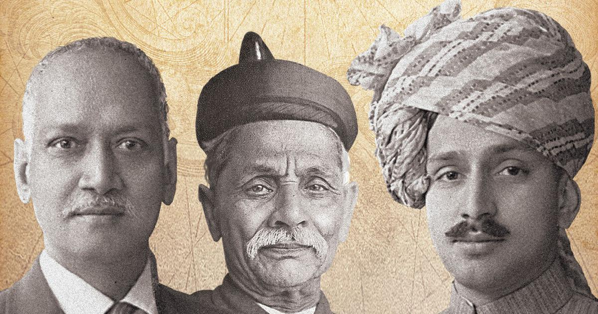 How a friendship between three historians made the writing of Indian history more energetic