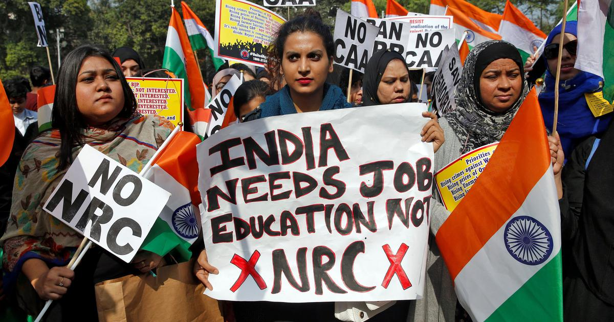 Readers' Comments: Why is BJP forcing the NRC on a billion people?