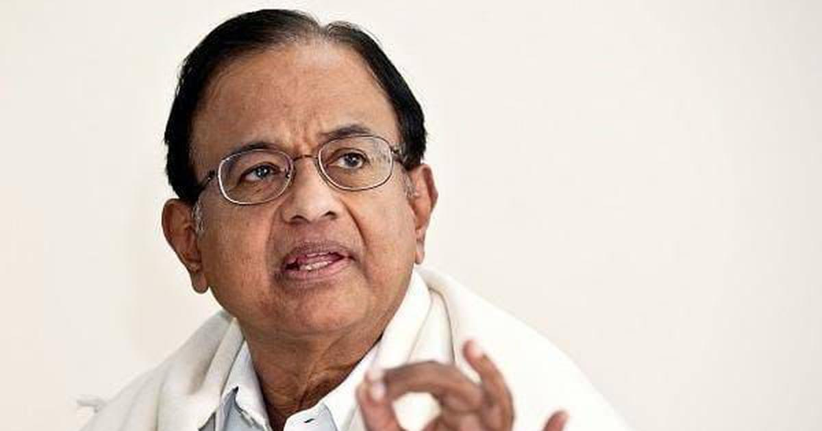 Covid-19: RBI must bluntly tell Centre to do its duty, take fiscal measures, says P Chidambaram