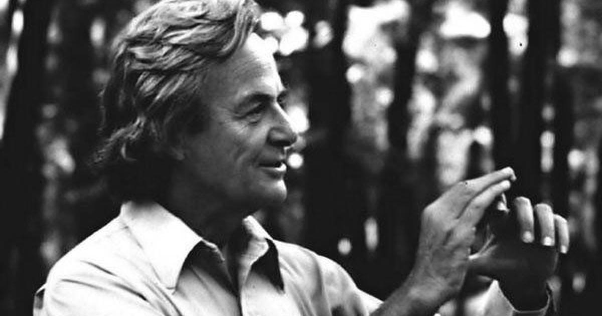 Physicist Richard Feynman may have overstated the 'beauty' of science