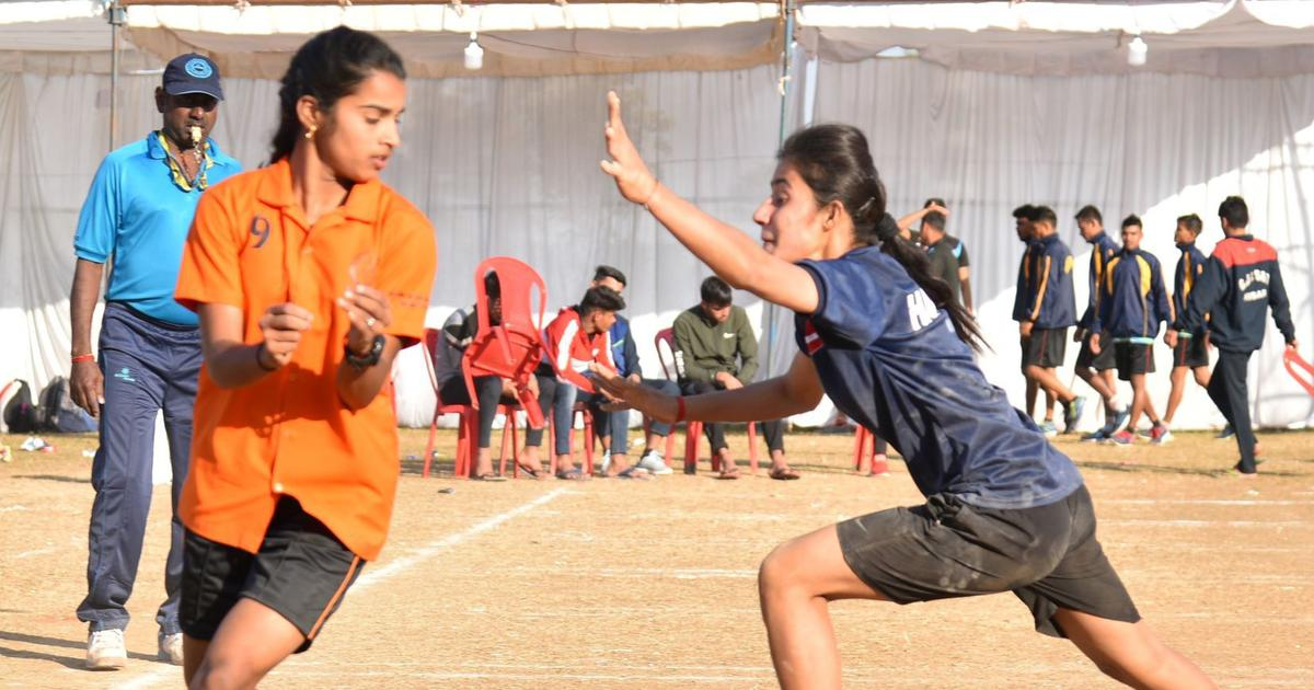 Kho Kho: Defending champions Maharashtra, Kerala reach semi-final at Senior National Championships
