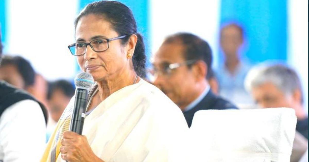 'I will not stop till Citizenship Amendment Act is withdrawn,' says Mamata Banerjee