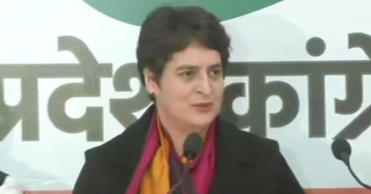 'No place for revenge in India': Priyanka Gandhi seeks judicial inquiry into UP Police's actions