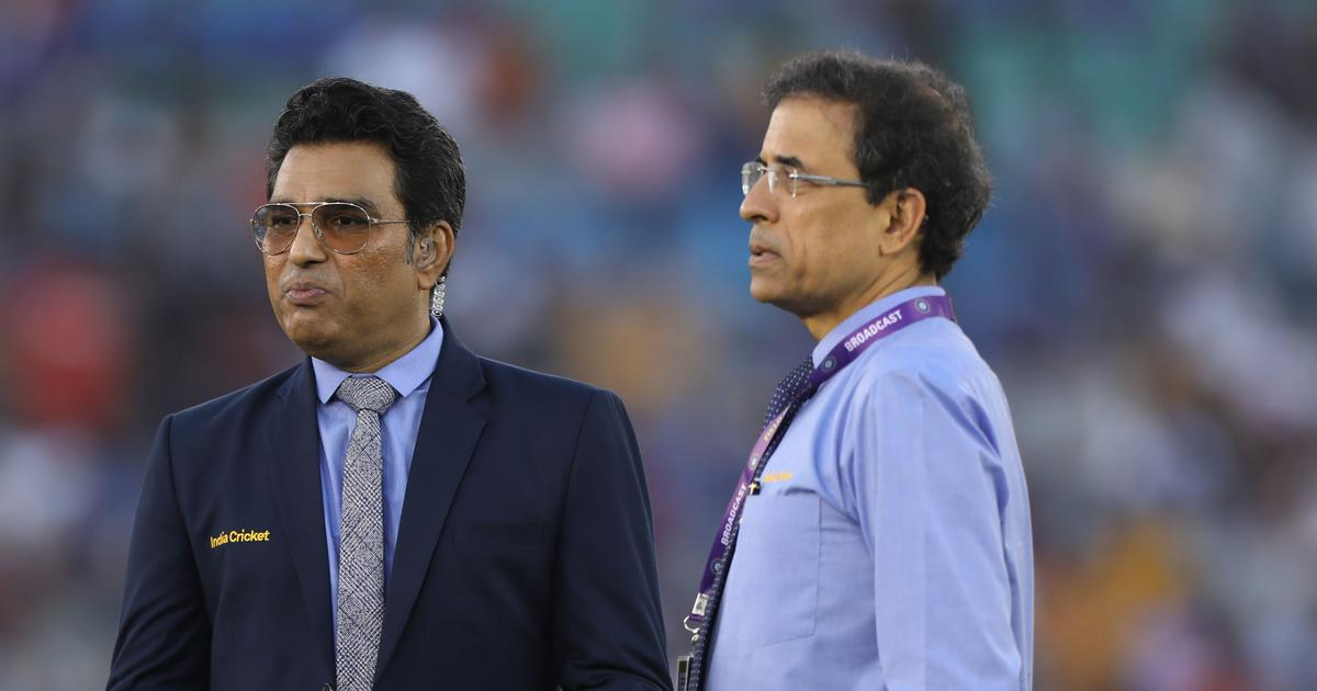 Sanjay Manjrekar terms his on-air argument with Harsha Bhogle as unprofessional