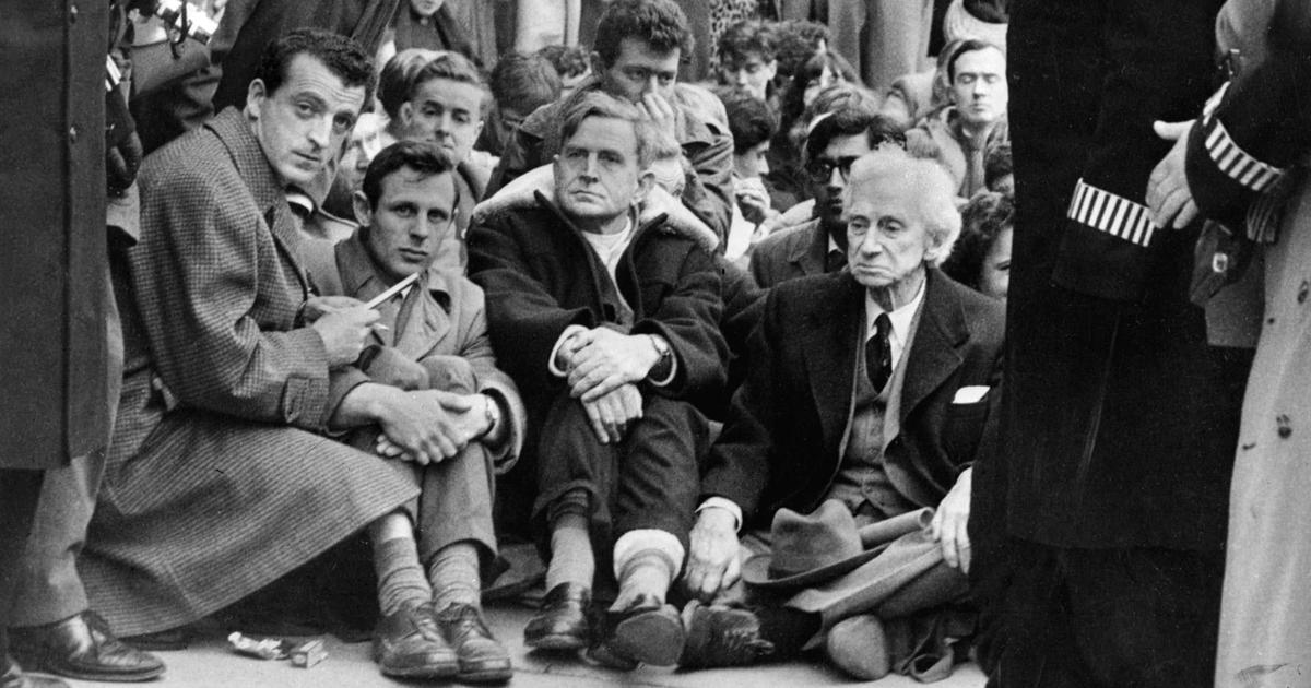 The Art of Resistance: Bertrand Russell's moral courage is a lesson for eternity