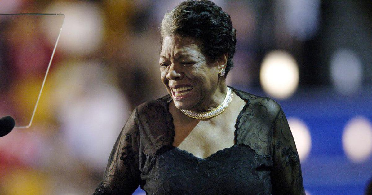 The Art of Resistance: Maya Angelou's poems speak of the universal fight against oppression