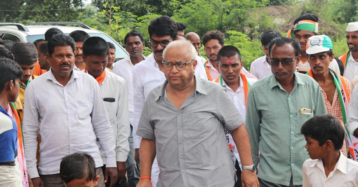 Maharashtra: NCP MLA Prakash Solanke to resign after Cabinet expansion, says 'unworthy of politics'