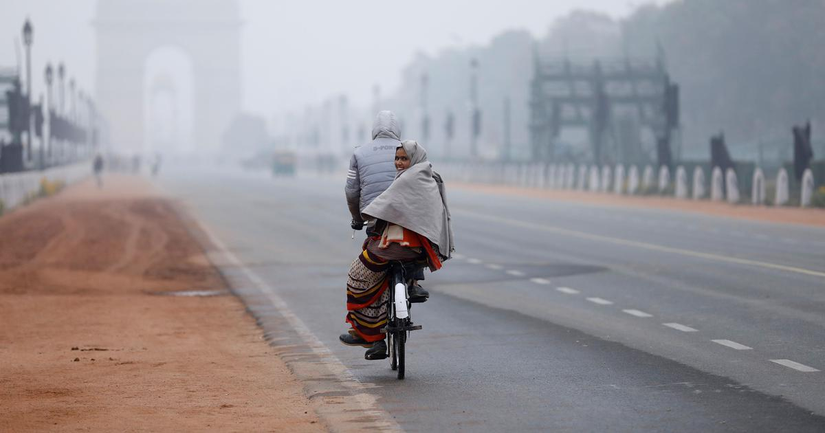 Cold wave continues in Rajasthan, Sikar's minimum temperature down to 1 degree Celsius