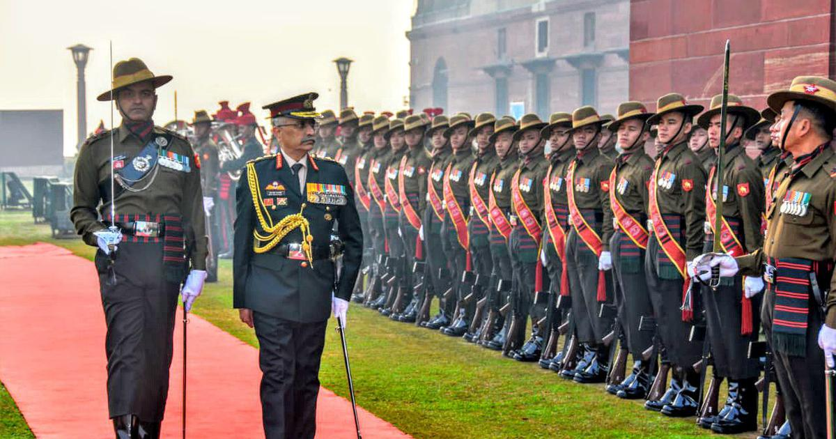 Armed forces need to pay more attention to China, says new Army chief MM Naravane