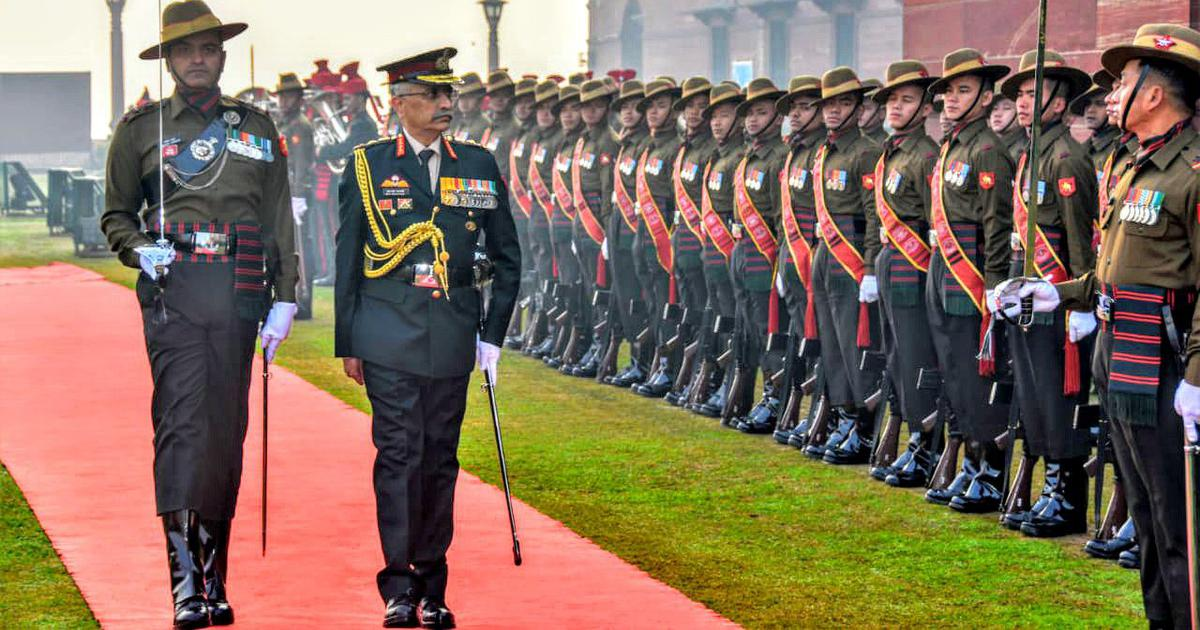 Covid-19: Indian Army to classify personnel returning from leave as 'red', 'yellow' and 'green'