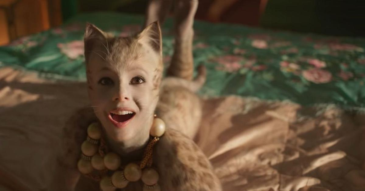 'Cats' movie review: A purr-fect disaster