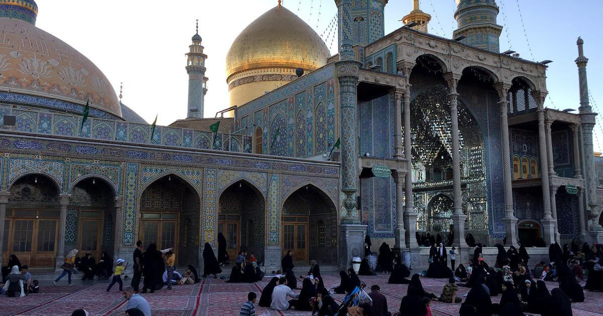 At these shrines in Iran, Indian and Pakistani pilgrims discover common ground