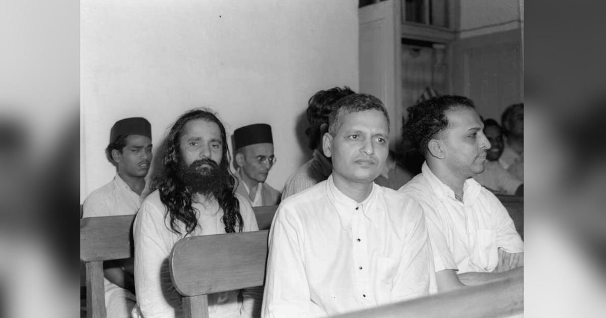 Nathuram Godse Narayan Apte The First Convicts To Be Hanged In Independent India
