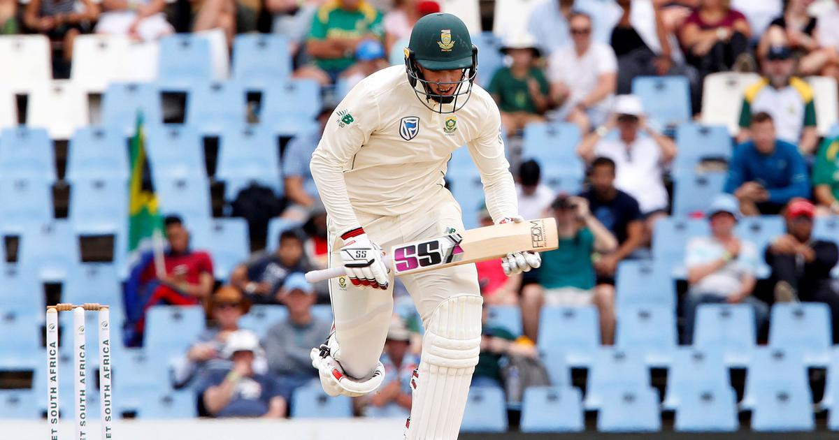 Van der Dussen keeps place in South Africa XI for second Test against England, Bavuma left out