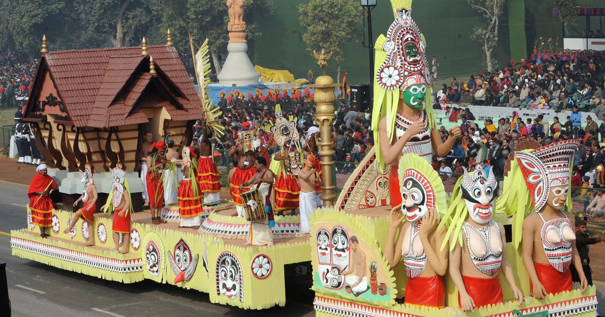 Now, Kerala's Republic Day tableau proposal rejected, minister calls it politically motivated
