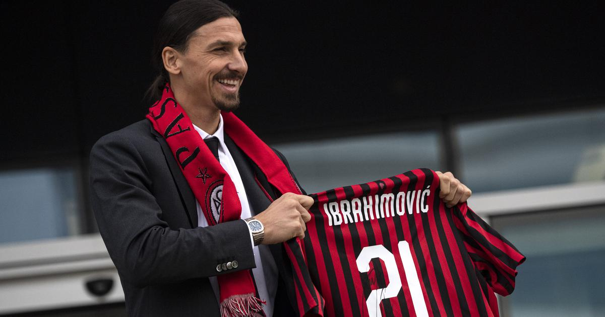 I'm not here as a mascot: Zlatan Ibrahimovic says he is at AC Milan to improve results on the field