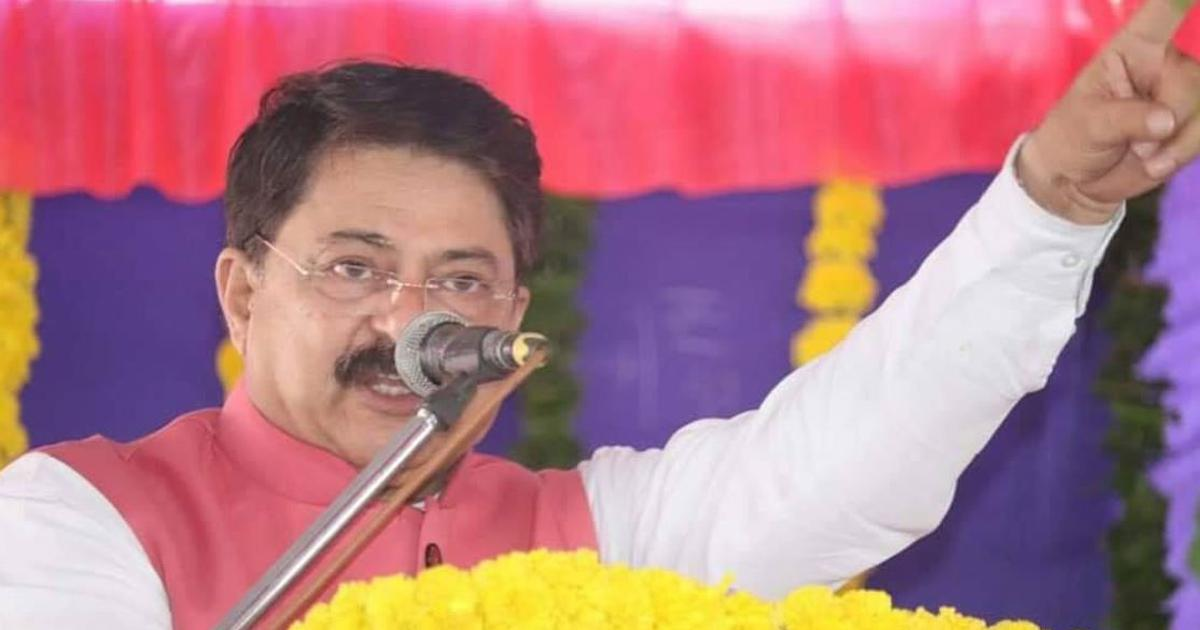 Constitution draft was prepared by a Brahmin,  claims Gujarat Speaker