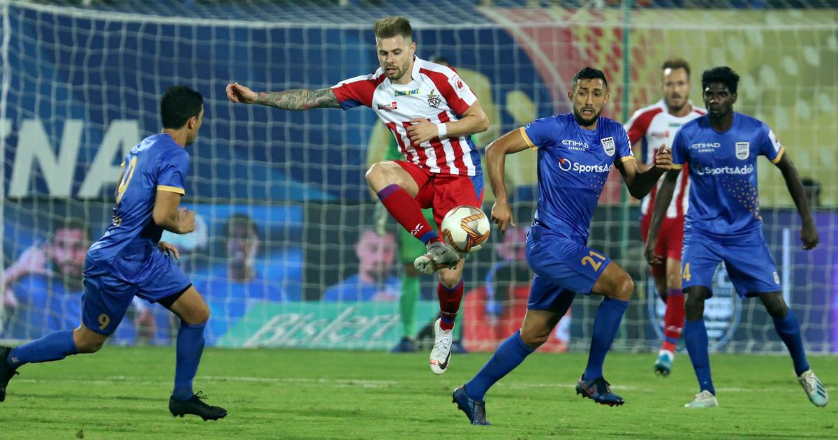 ISL: Mumbai City FC pay the price for profligacy in front of goal as ATK surge to top