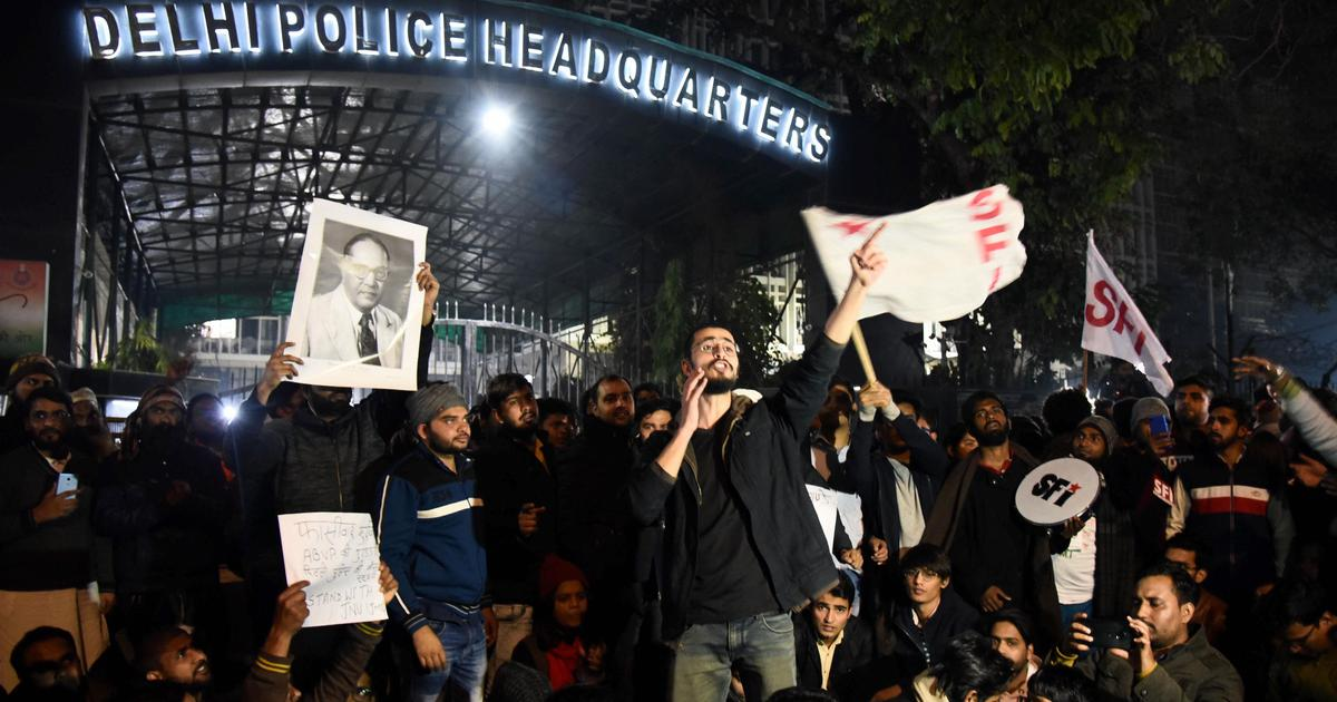 The big news: Student protests break out across India after JNU violence, and 9 other top stories