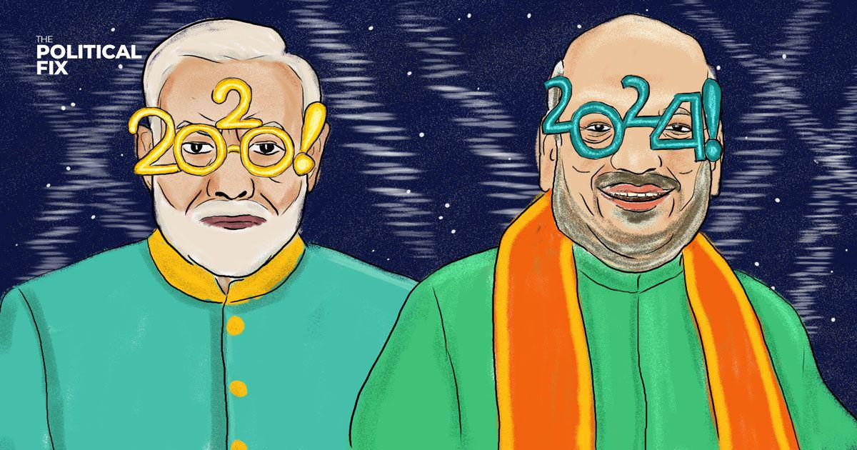 The Political Fix: From majoritarianism to the Muslim voice, what 2020 has in store for India