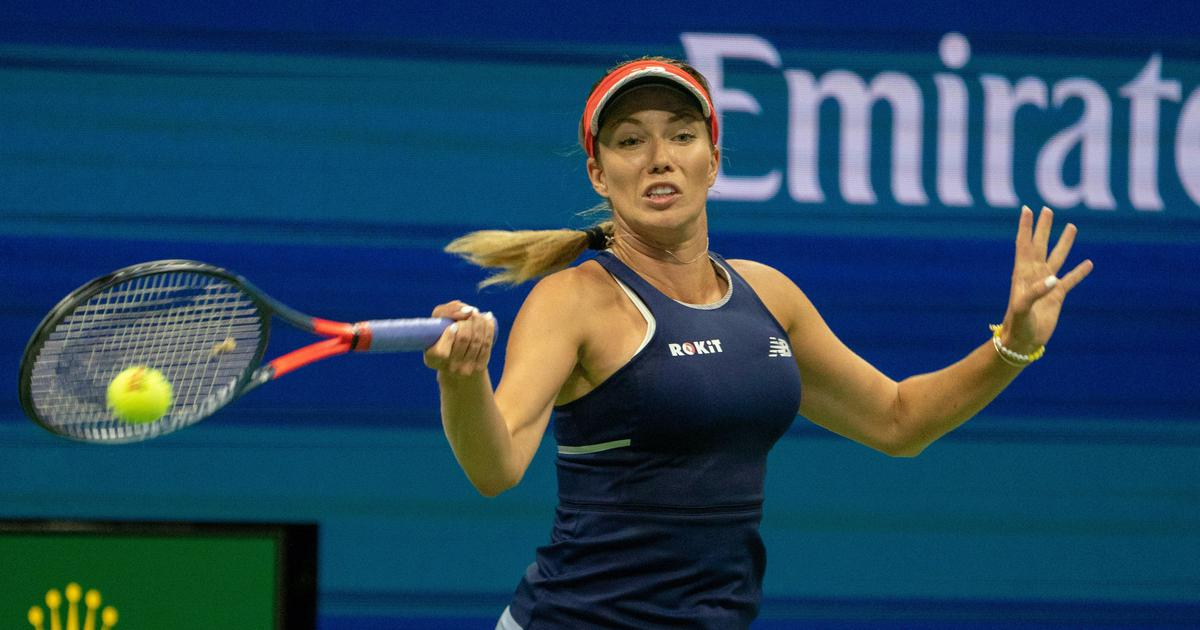 Tennis: Collins crushes Svitolina, Stosur downs Kerber on day of upsets at Brisbane International