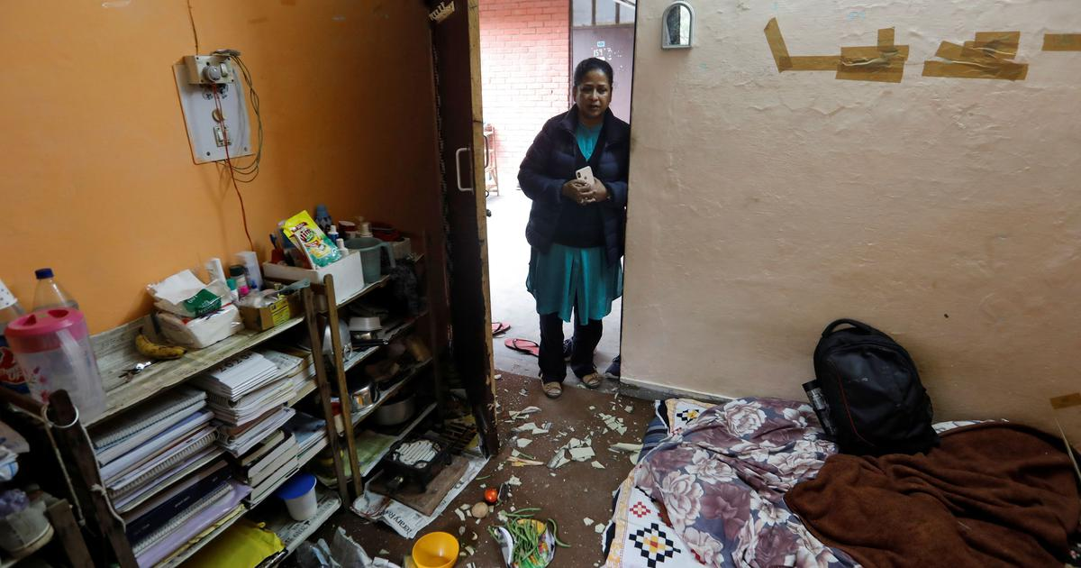 Inside JNU hostel, a masked mob selectively attacked rooms – based on posters