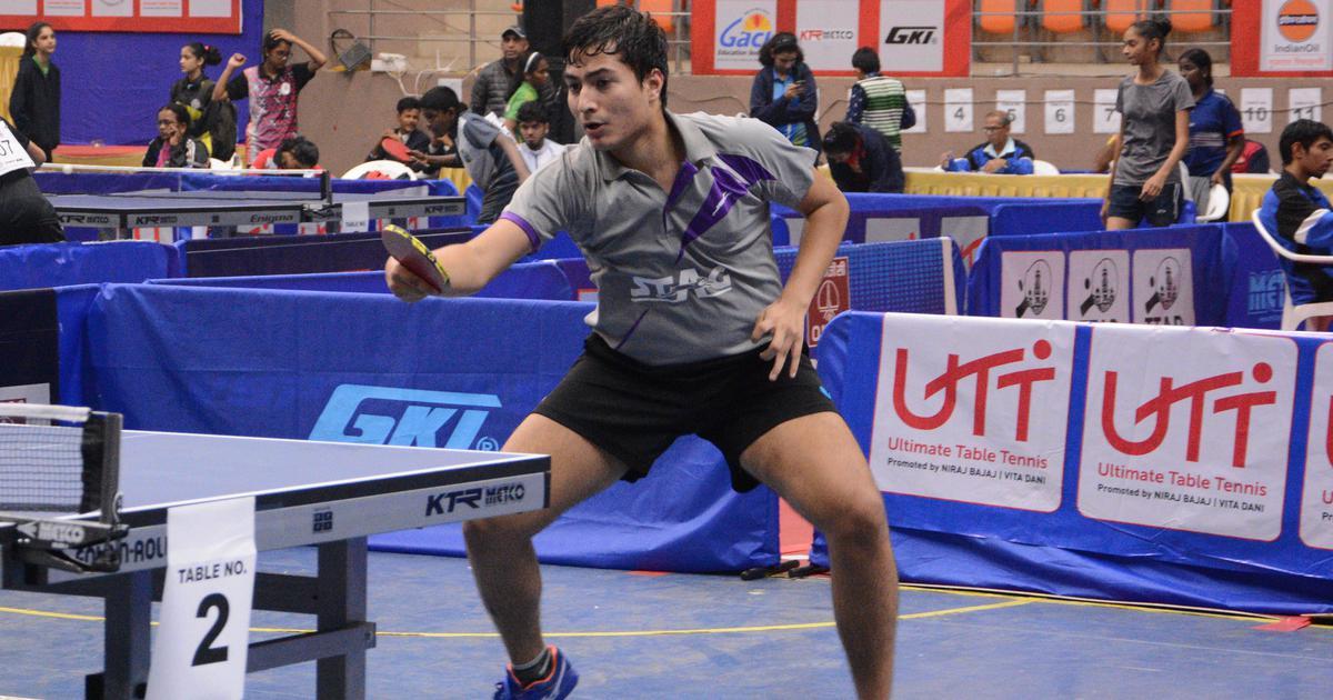 Payas Jain and Munmun Kundu bag gold at National School Games Table Tennis Championships