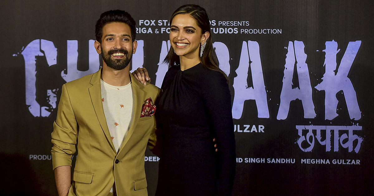 No, Deepika Padukone's 'Chhapaak' does not portray Muslim acid attack convict as Hindu named Rajesh
