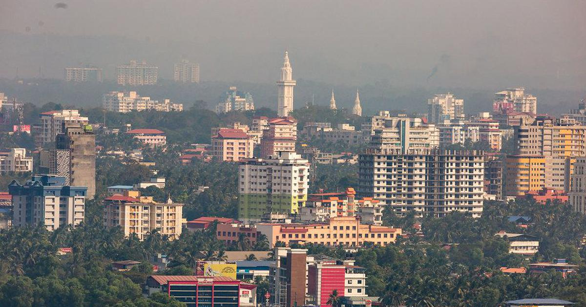 Even with the lowest population growth rate, this Indian state has the world's fastest-growing city