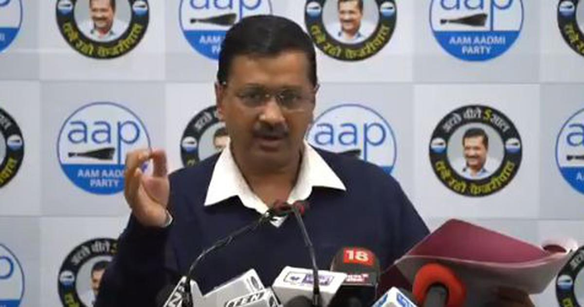 Arvind Kejriwal claims BJP has turned Delhi into 'garbage capital of India'