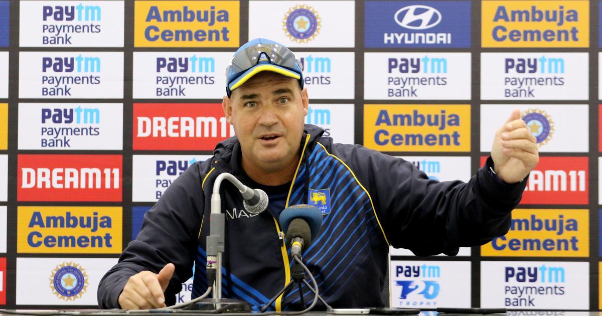 Coronavirus: Have given customised fitness regime to each player, says Sri Lanka coach Mickey Arthur