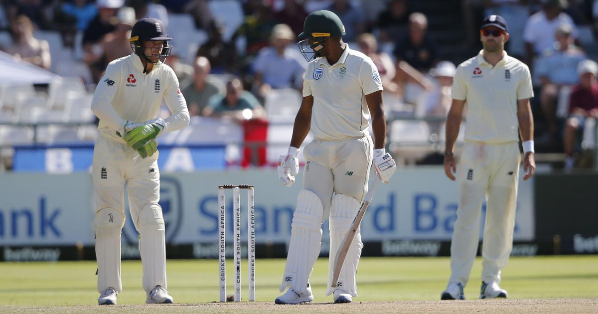 Heat of the moment and a bit of redness: Jos Buttler apologises for outburst in Test against SA