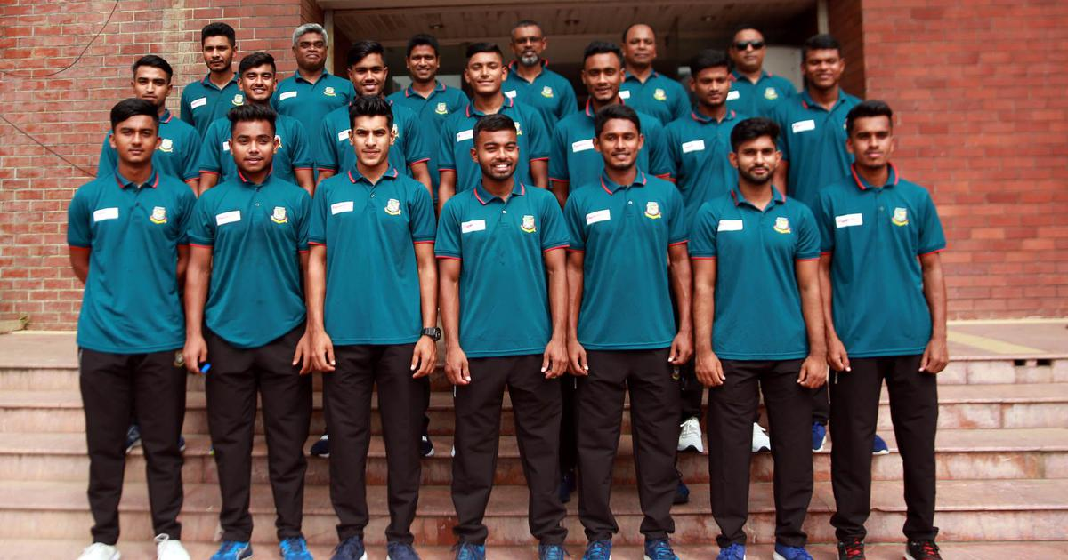 ICC U-19 World Cup: Akbar Ali-led Bangladesh look to make waves in Group C