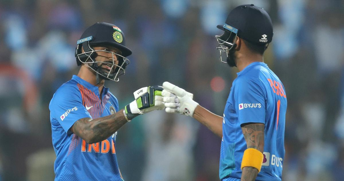 India vs Sri Lanka: Dhawan comes into his own but Rahul still has edge in battle of openers