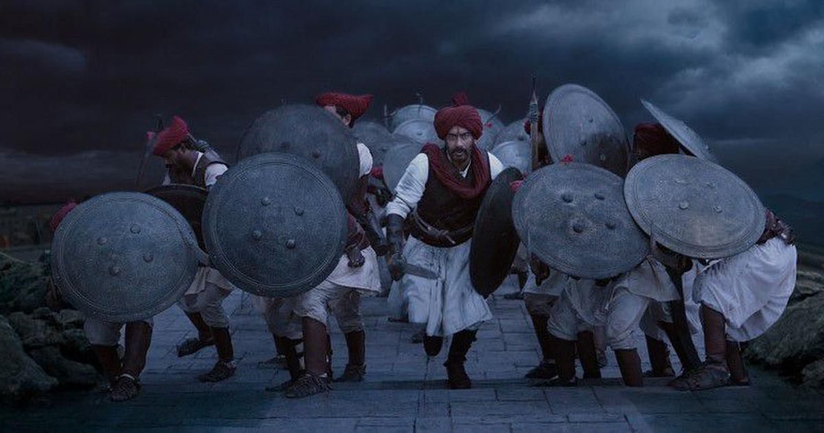 Bollywood box office: 'Tanhaji' leaves 'Chhapaak' behind