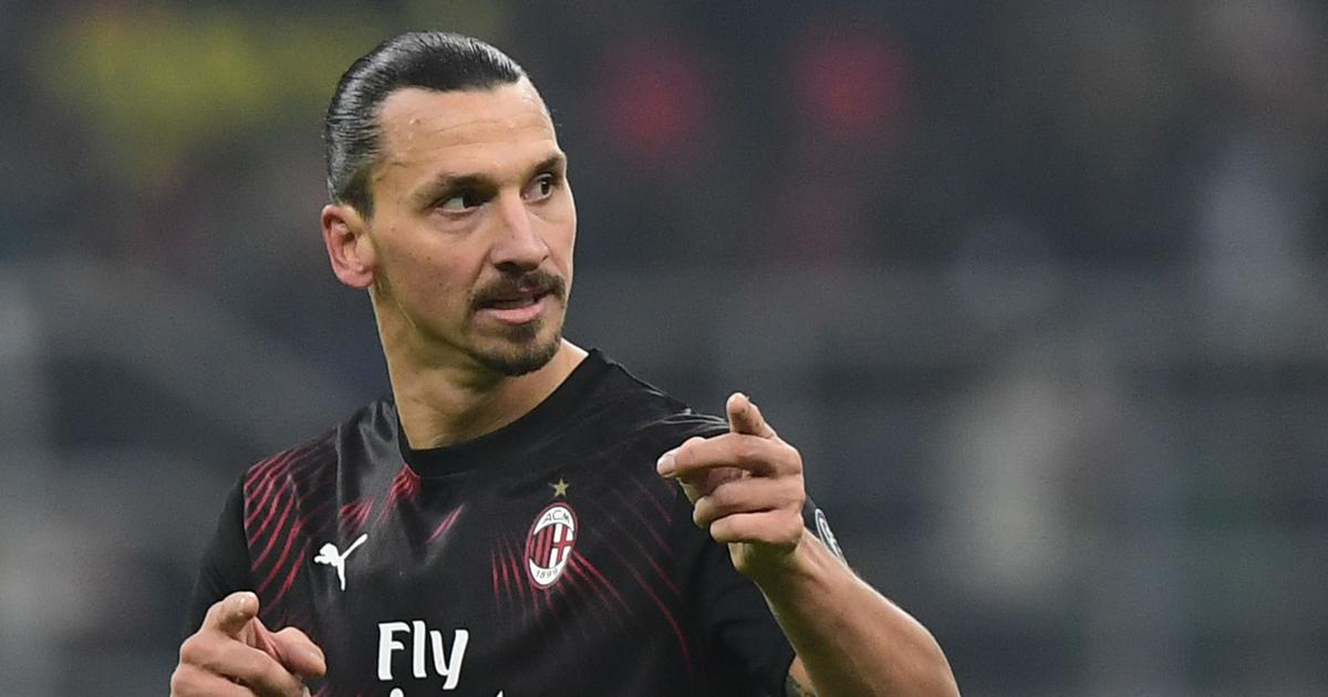 Serie A: AC Milan's Zlatan Ibrahimovic to return to action after recovering from coronavirus