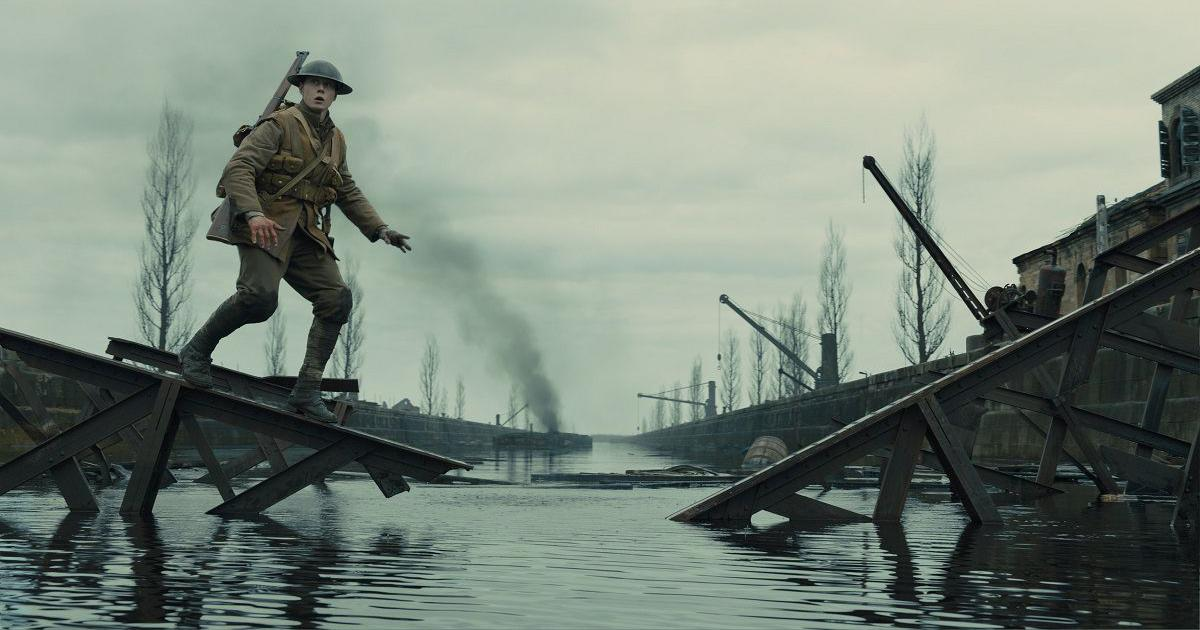 '1917' movie review: WWI drama is heart-stopping and heartbreaking